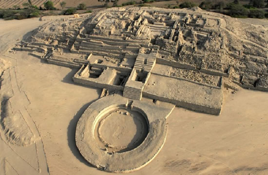 Full day excursion to The Ruins of Caral <span>1 day<br>full day</span>