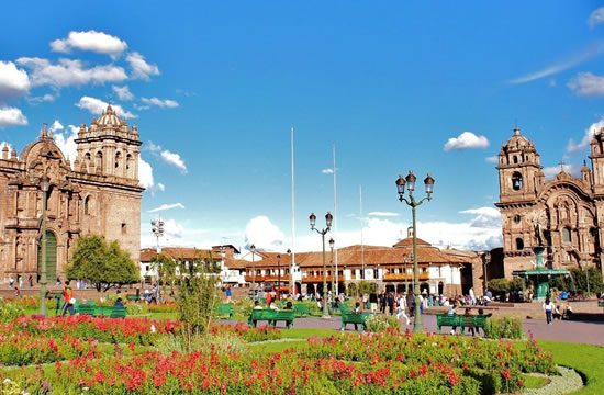 City Tour Cusco <span>5½ hrs. <br> approx.</span>