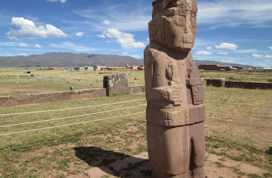 La Paz – Tiahuanaco – La Paz / Private <span>1 day <br> full day</span>