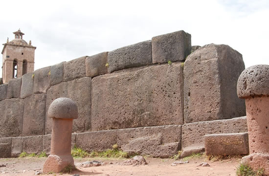 Puno – Inca uyo – Aramu muru – Tiahuanaco / Private <span>1 day <br> full day</span>