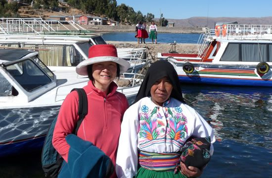Puno – Islands Uros – Amantani – Taquile / Experiential <span>2 days <br>1 night</span>